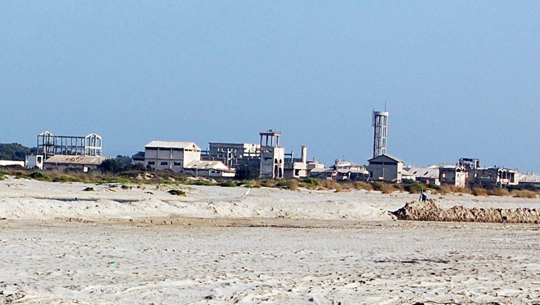 מכתב עמותת צלול למנהל רשות המים ואחרים בדרישה לנקות את המפרץ