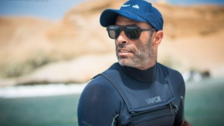 """מגן הים של חודש אפריל 2016: עמית ענבר: """"גם אני מגן ים של עמותת צלול"""""""