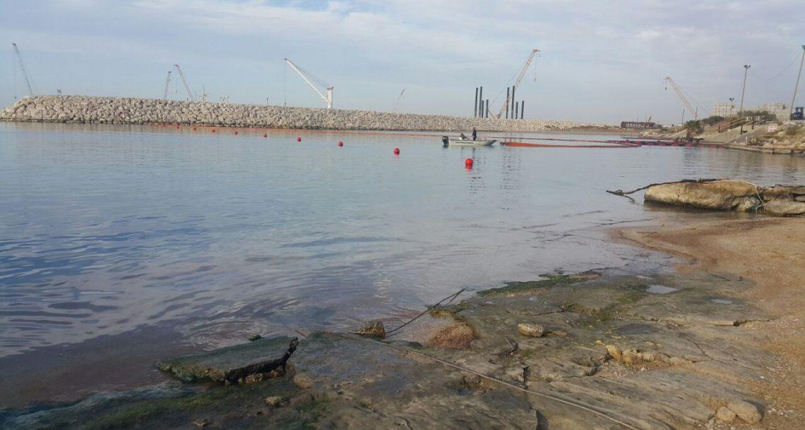 """""""צלול"""" נגד מתקן ההנזלה לגז בים התיכון"""